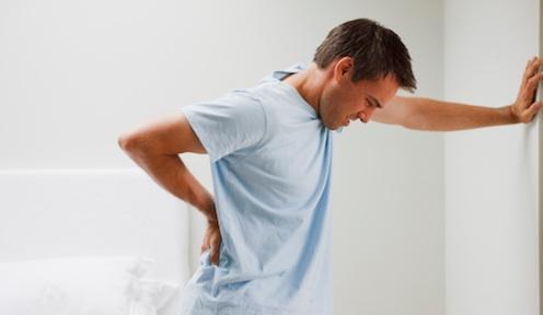 درمان دیسک کمر با حرکتی موثر