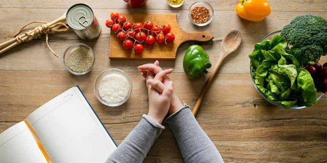 رژیم غذایی برای انواع گروه خونی