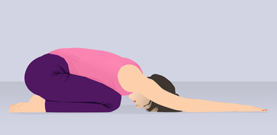 بهبود سردرد با انجام حرکات یوگا
