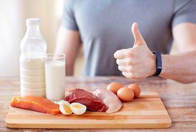 منابع پروتئینی برای کاهش وزن