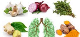 ۳ ترکیب خانگی برای پاکسازی ریهها
