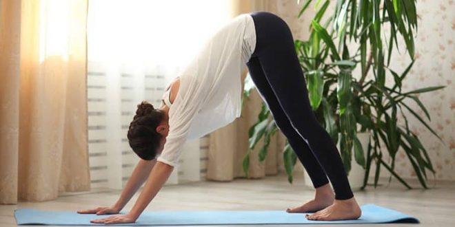 ۳ حرکت یوگا برای تسکین کمردرد
