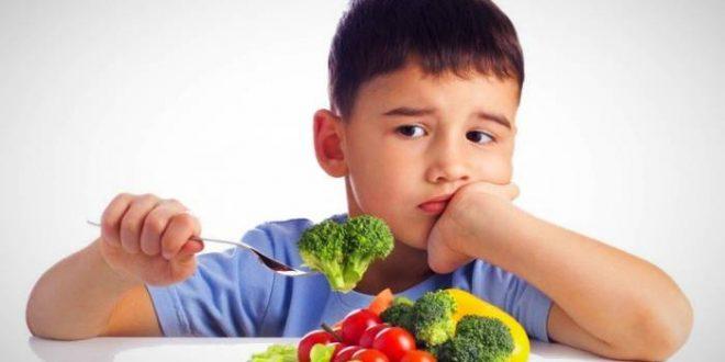 راهکار هایی برای کودکان بد غذا